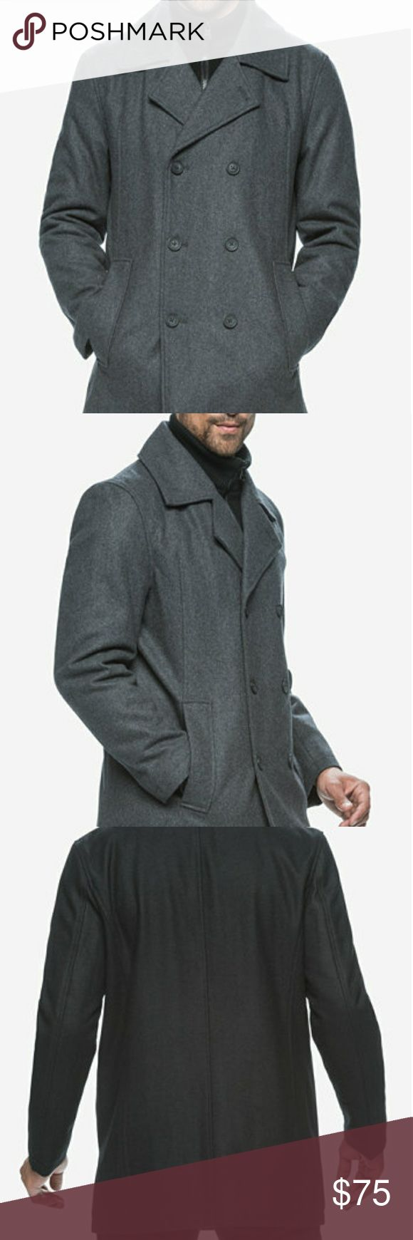 Marc New York Layered Peacoat Marc New York Super Sharp Coat from Macys!! Marc New York Jackets & Coats Pea Coats