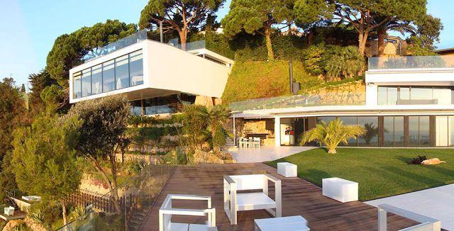 Casa & Detalles.: Casa de lujo en Costa Brava de España