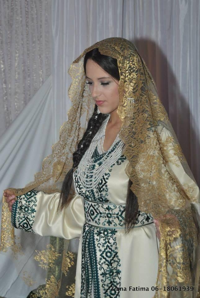 Moroccan Bride on Henna Night