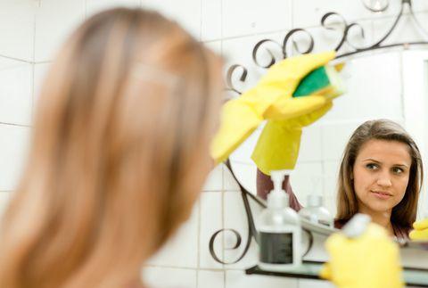 limpiador espejos