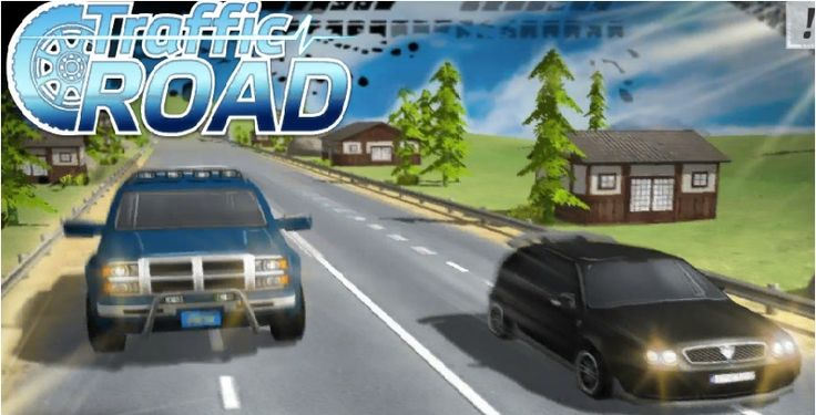 raffic Road is a realistic driving simulation. Drive in the traffic flow and try to reach the different objectives in career mode or driving freely... like a madman!