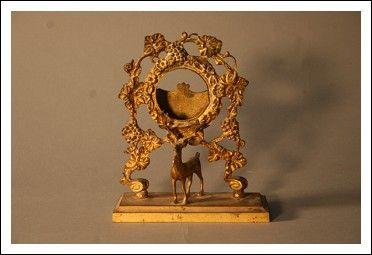 Porta orologio Antiquariato su Arsantik