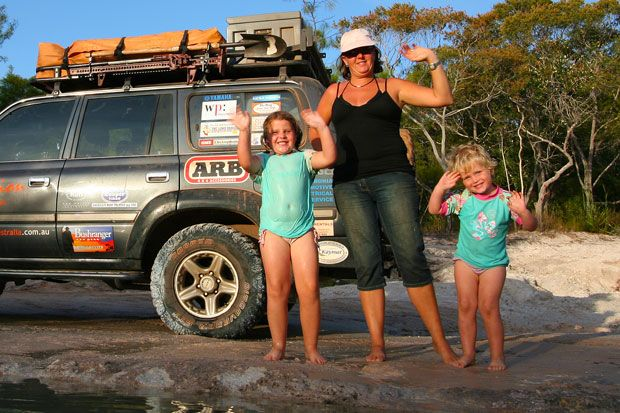 Travelling with kids... a few tips and things to think about...