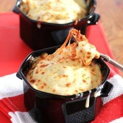 Lasagna Soup, looks delicious! #Italy #food #vinegar#lasagna