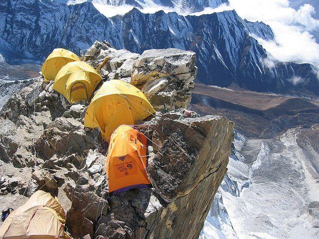 Ama Dablam Expedition, Nepal.: High Camps, Orange Tent, Escapismo Camps, Ama Dablam, Dablam Expedition Nep, Outdoor Adventure, Dablam Expeditionnep, Camps 3, Camps Escalada