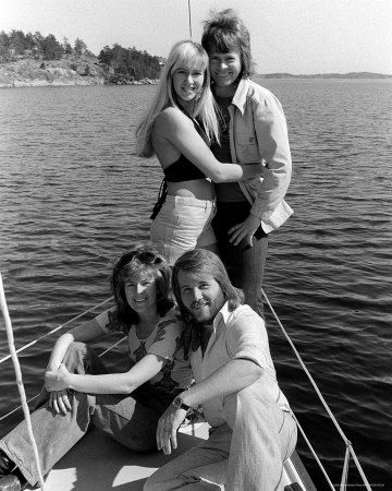 ABBA was my childhood ♡