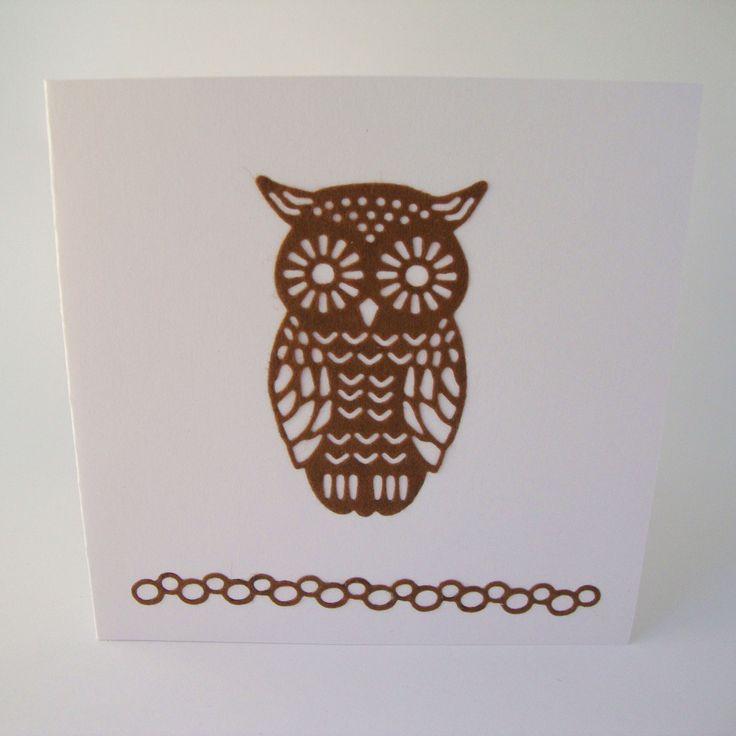 Greetings card - přáníčko