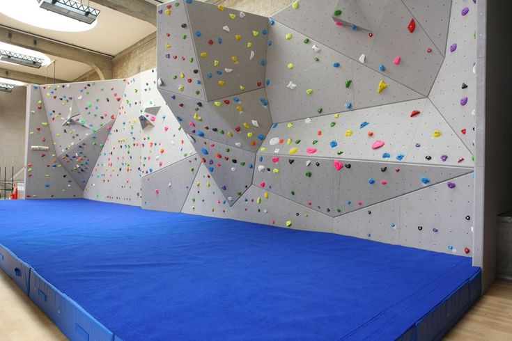 Westminster School Bouldering Wall