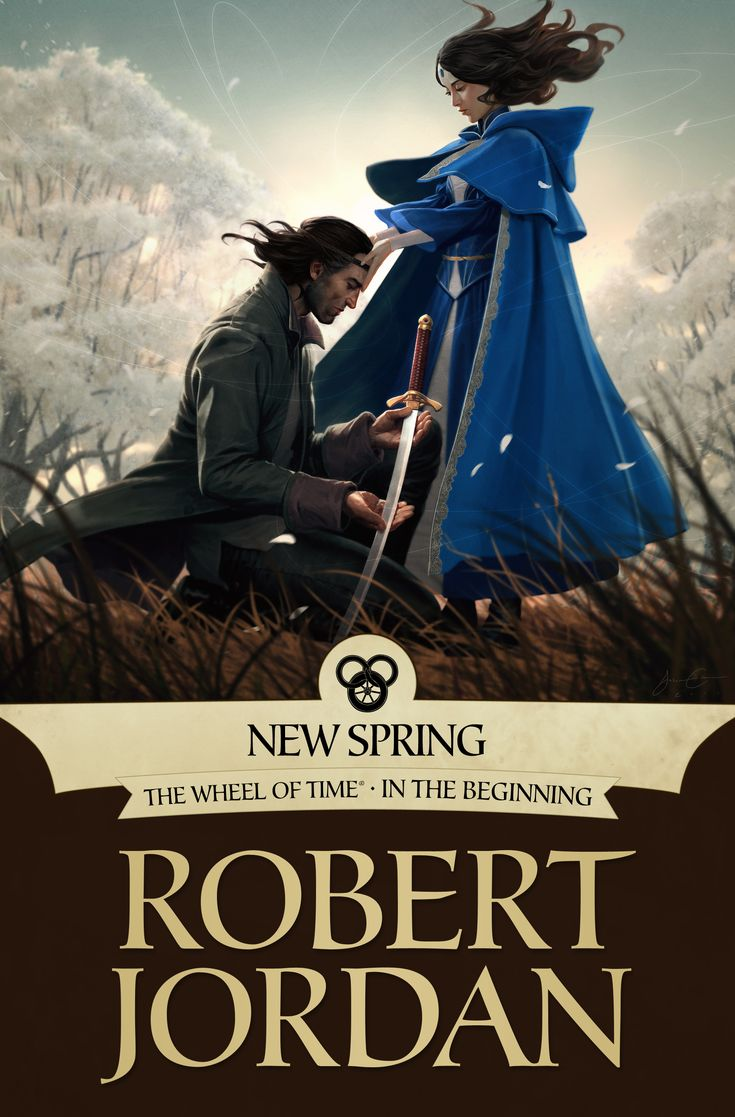 Robert Jordan's Wheel Of Time Is Set In A Fantasy World That Has Had Its  Share
