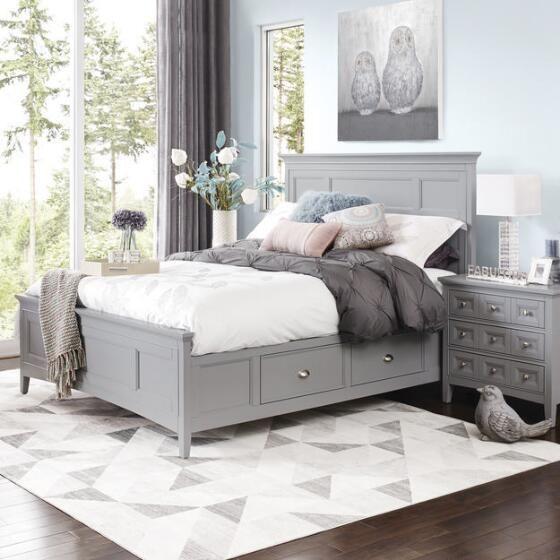 Parker Storage Bed                                                                                                                                                      More