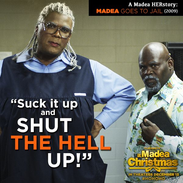 44 best Tyler Perry's A Madea Christmas images on Pinterest ...