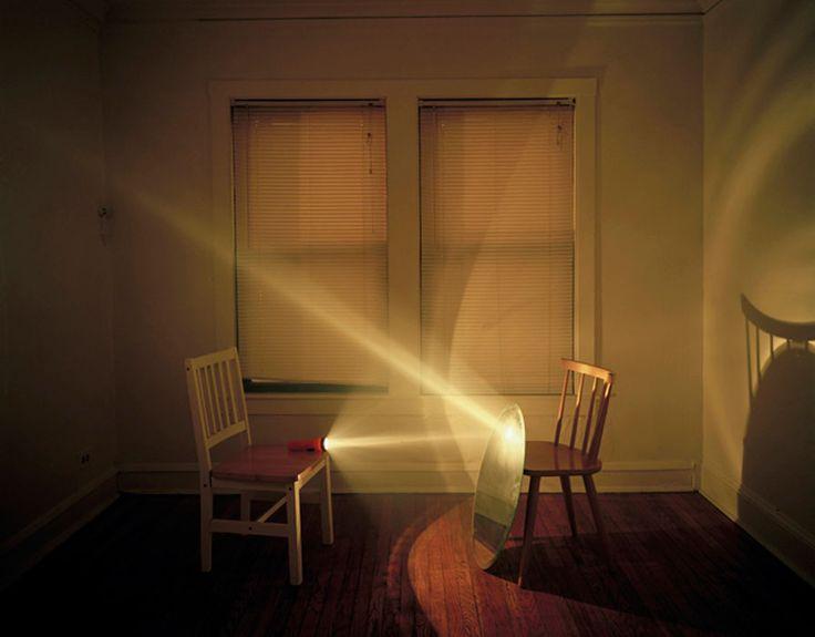 Adam Ekberg light installation