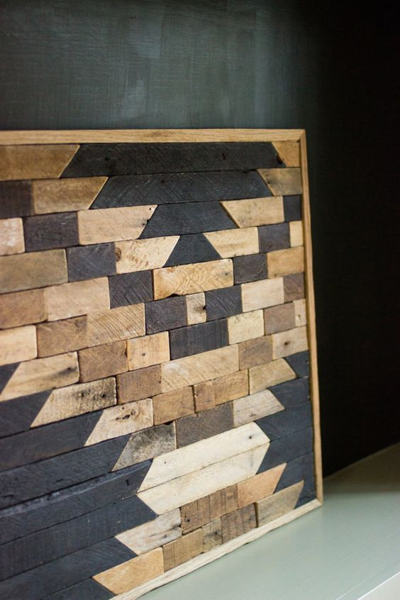 余った木材でネイティブなウォールアートをDIY! │ TIPS │ 自分らしいDIYスタイルを追求するウェブMAG │ DIYer(s)