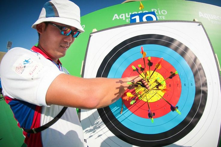Olympians Share 8 Top Tips for Archery Performance