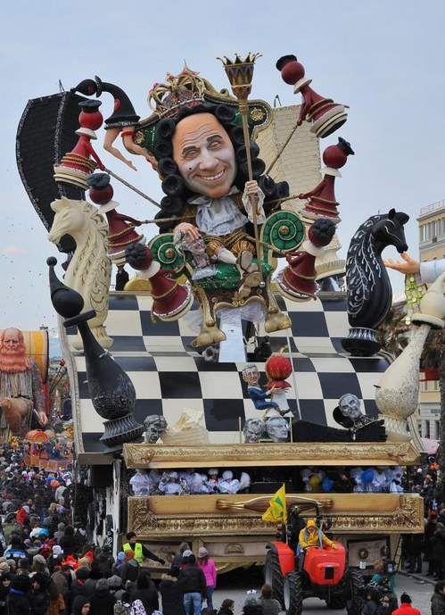 Carnevale Di Viareggio | Gli eventi più importanti della Versilia