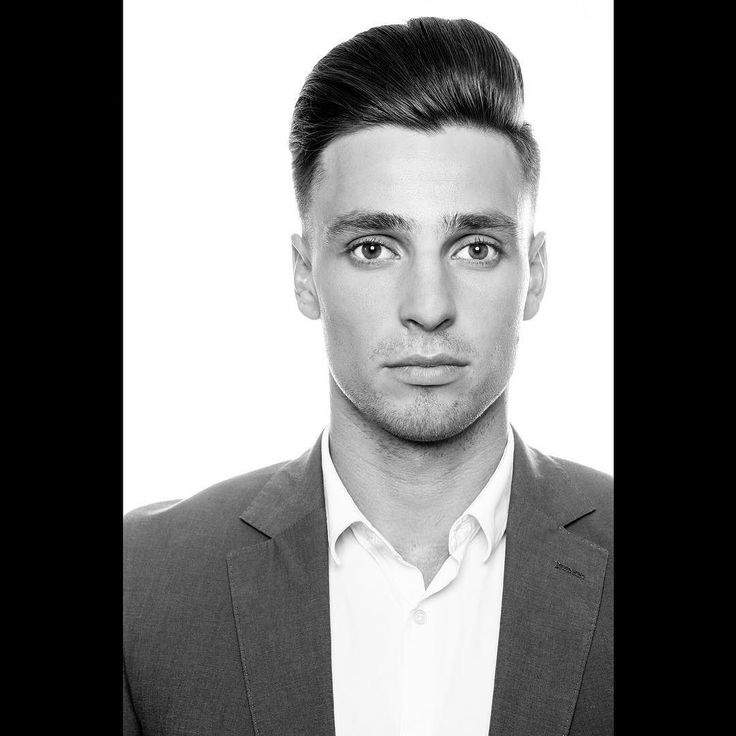 More male headshots ... change is as good as a holiday :)