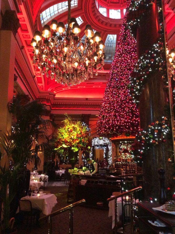 edinburgh christmas lights high street