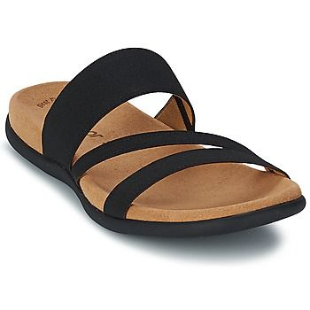 Uber comfy sandals from Gabor on @rubbersole. Just luxurious!
