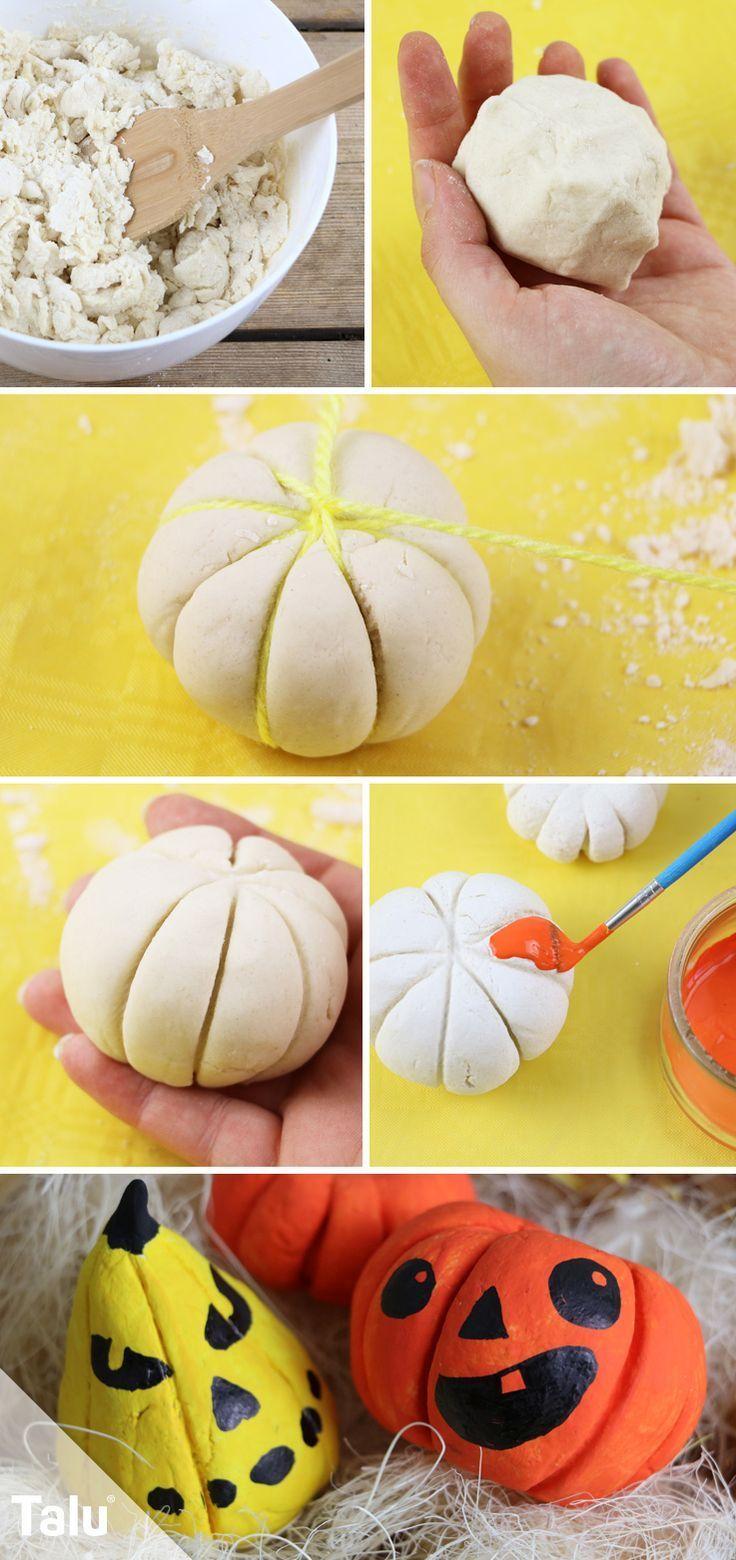 DIY with salt dough – ideas for spring, autumn and Christmas