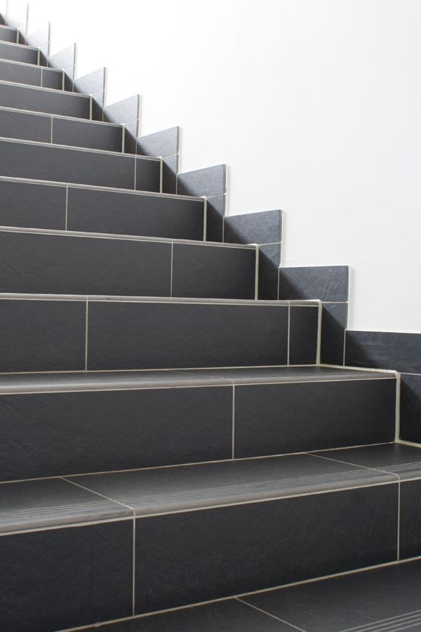Best Solutions And Examples Of Porcelain Tile Staircases 400 x 300