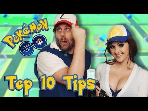 Top 10 Pokemon Go Tips and Hacks - #PokemonGo - YouTube