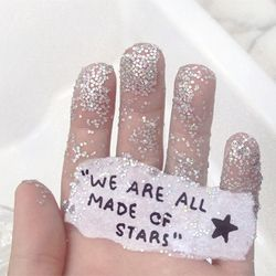 *We are* all *Made of *Stars*