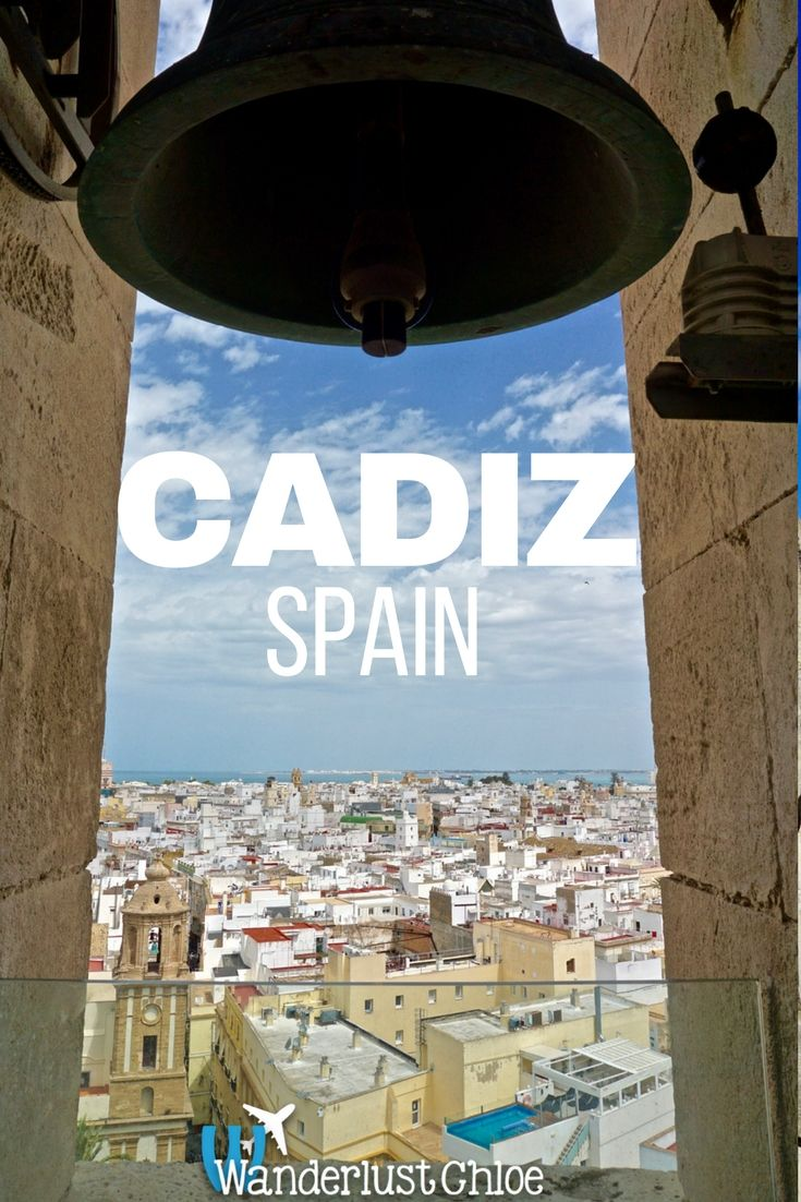 Cadiz, Spain: The Ultimate Travel Guide. Find out the top things to do, the best restaurants, hotels, and some insider information to help you plan your visit to Cadiz in Andalucia, Spain. https://www.wanderlustchloe.com/cadiz-spain-travel-guide/