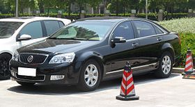 Buick Park Avenue China 2007-2012 / 3gen.