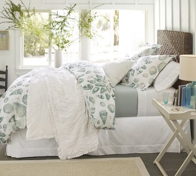 pottery barn bed linens 1