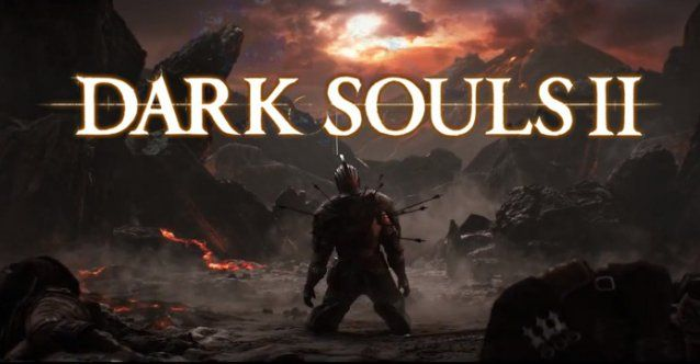 #DarkSoulsII - Cover Picture Risk is here :o