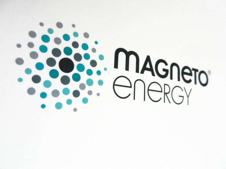 Magneto Energy Logotype / Key Business PerugiaLogo Spa, Spa Logo, Unitekno Spa