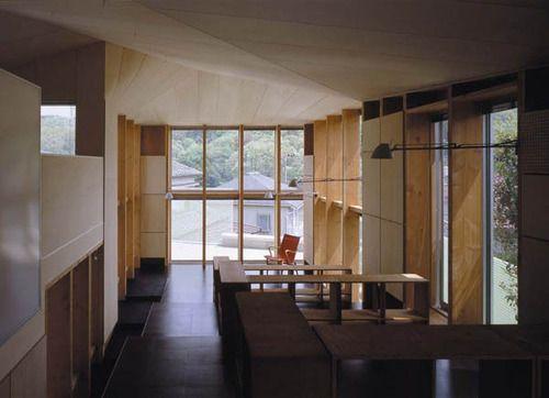 Kazunari Sakamoto - Architect's own house_House SA