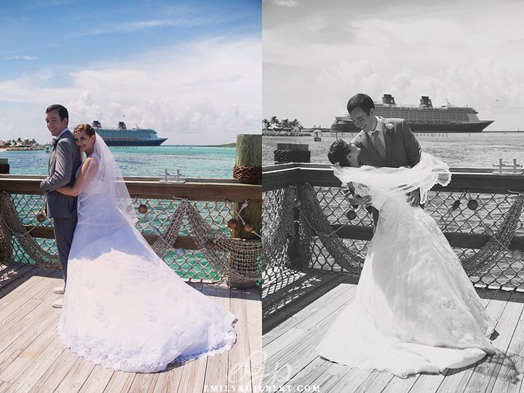 Jessica Curtis S Disney Fantasy Cruise Wedding Cruiseline Photographer