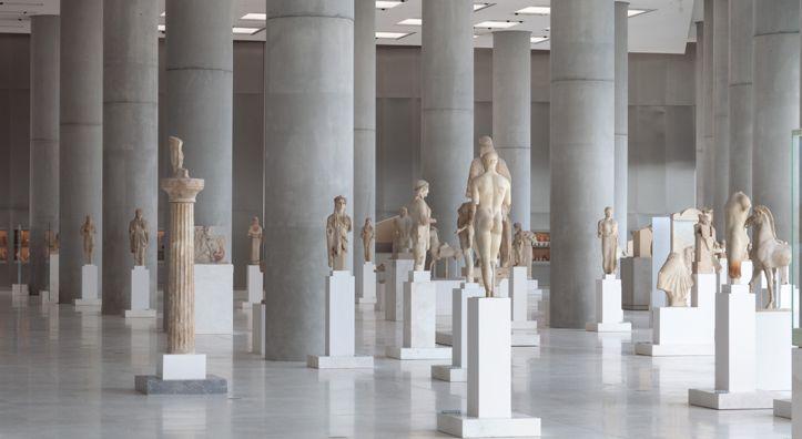 le nouveau musée de l'acropole | Arrête ton char