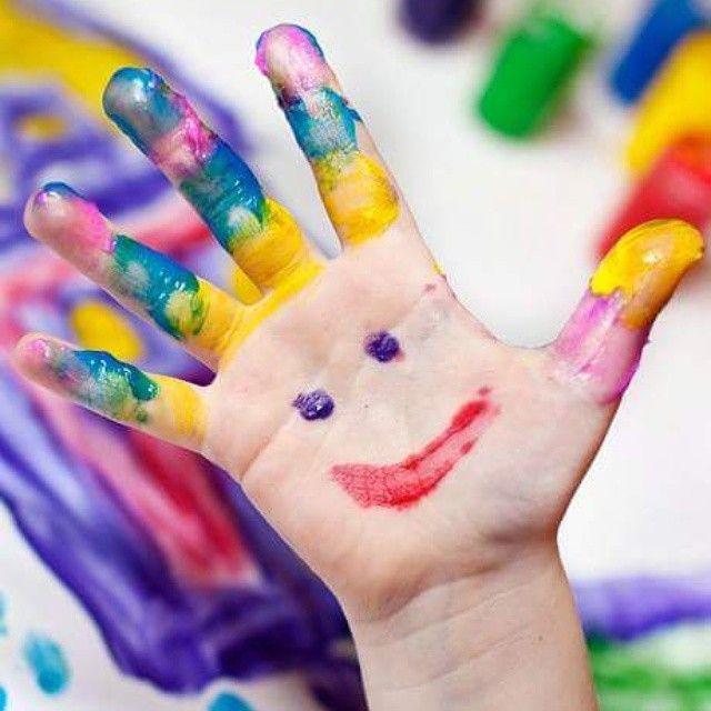 Il sorriso in una mano