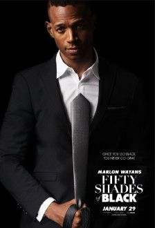 The Fifty Shades of Black Marlon Wayans