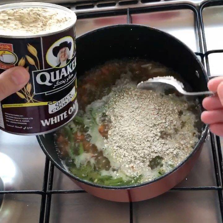 fatmee kitchen On Instagram رمضان كريم شوربة الشوفان البوكس متوفر حصريا على يومي من طلبات او طلبات د Food Soup Recipes Recipes