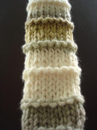 Mesa easy scarf pattern