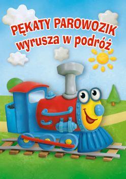 Okładka bajki personalizowanej z szukamprezentu.pl