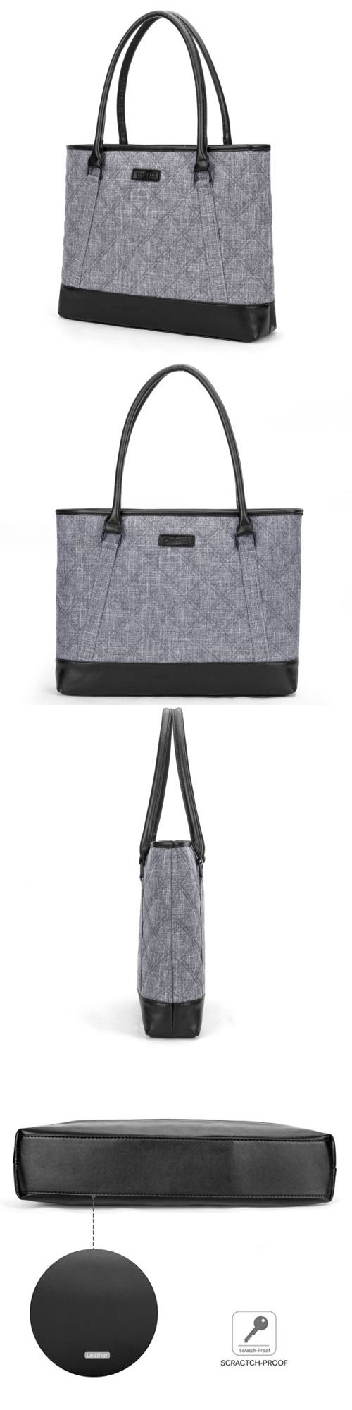 Briefcases and Laptop Bags 169293: 15 15.6 Women Laptop Tote Bag Computer Work Office Business Bag Handbag For Hp -> BUY IT NOW ONLY: $36.99 on eBay!