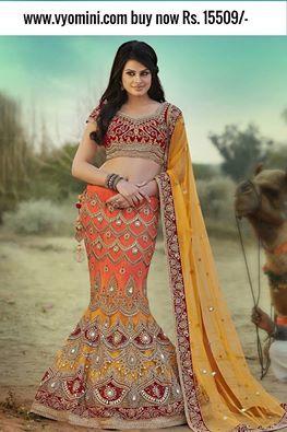 #Vyomini - #FashionForTheBeautifulIndianGirl #MakeInIndia #OnlineShopping #Discounts #Women #Style #EthnicWear #OOTD   ☎+91-9810188757 / +91-9811438585