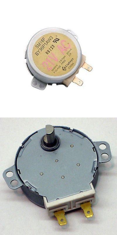 Microwave Parts And Accessories 159903 Wb26x10208 Samsung Ge Turntable Motor Genuine Oem De31