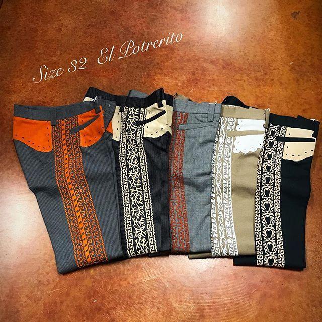 Pantalones Charros Medida 32 Pantalon De Charro Charro Pantalones