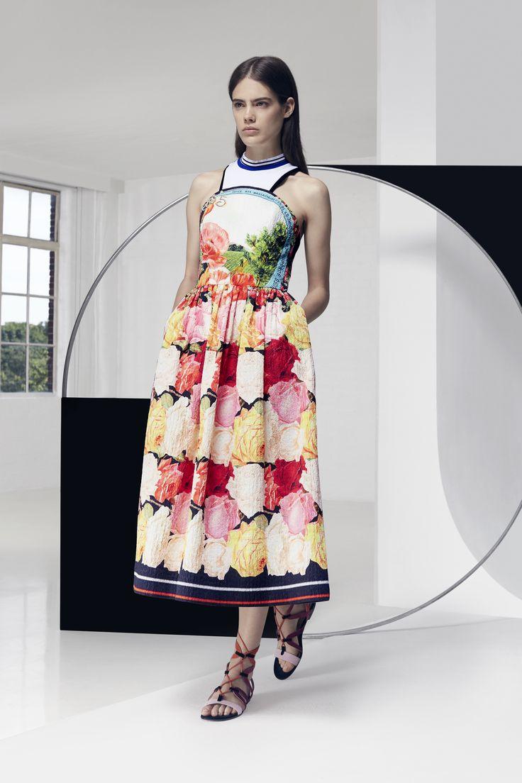 Look 22. Vularis Dress