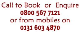 Call to book