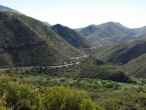 The dwindeling Road to Hell (Gamkaskloof)
