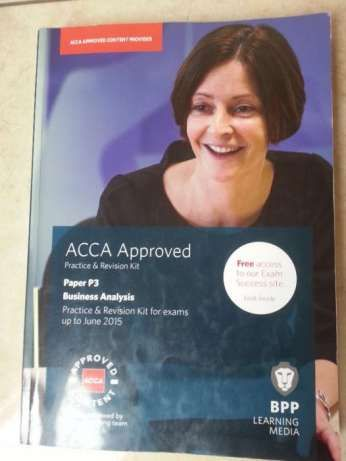 ACCA P3 Practice & Revision Kit Tychy - image 1