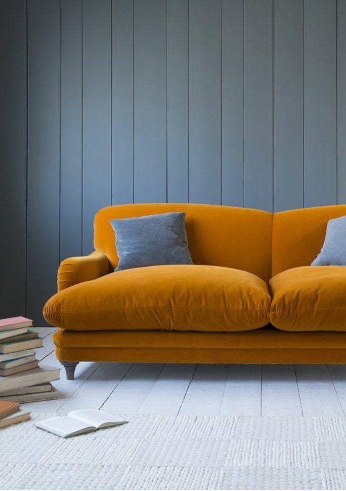 Originelle Sofas ▷ 1001 + ideen in der farbe perlgrau zum inspirieren | originelle