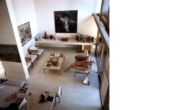 McGlashan Everist - Heide Lounge Room