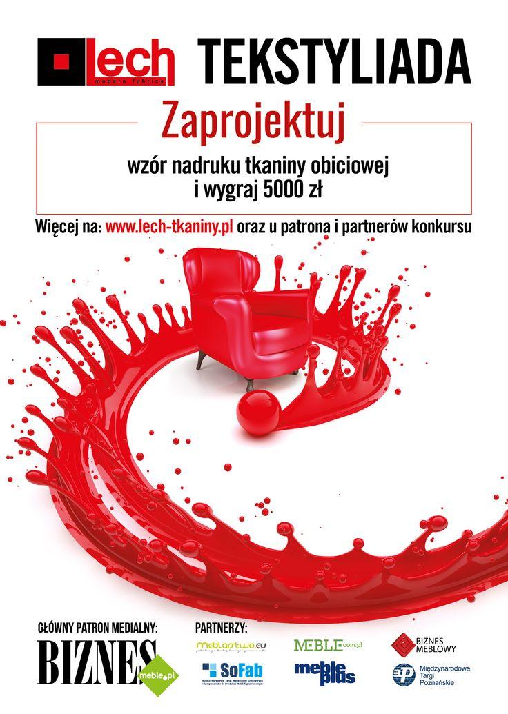 Weź udział w naszym konkursie :) szczegóły na plakacie i na naszej stronie WWW